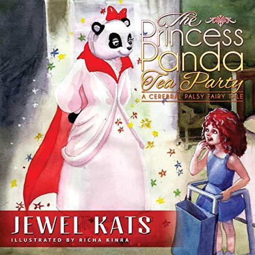 The Princess Panda Tea Party Audiobook By Jewel Kats cover art