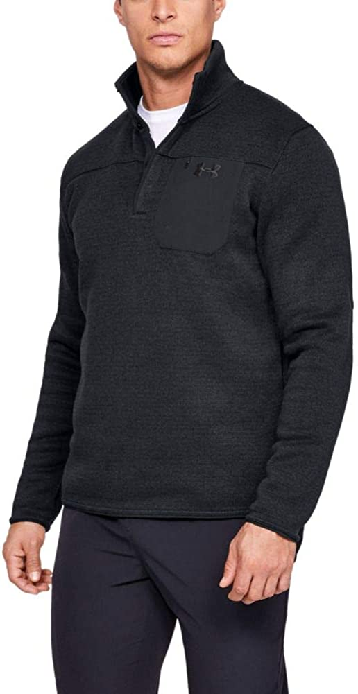 Under Armour Men's Specialist Henley Zip 1 2.0 4 T-Shirt New product! New type Max 54% OFF