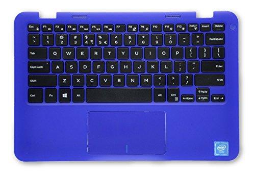 Dell Inspiron 11 3000 Serie (3162) Blaue Handauflage mit US International Tastatur 0VGMC DRTK1