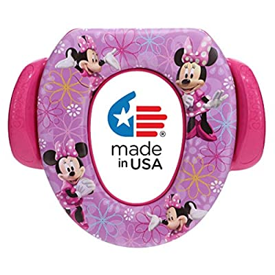 """Disney Minnie Mouse""""Bowtique"""" Soft Potty Seat from Ginsey Home Solutions"""