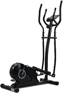Autoshoppingcenter Ellittica da Casa Fitness Professionale Diadora Volano 5 kg 8 Resistenze Cross Trainer Magnetico Silenz...