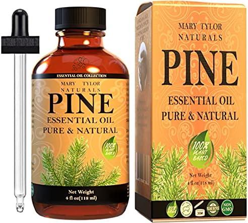 Top 10 Best pine essential oil 4 oz Reviews