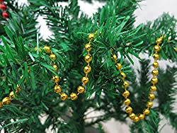 Christmas Tree Bead Garland Christmas Decorating Fun