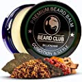 Premium Beard Balm | Billionaire | The Best Beard Conditioner & Softener to Shape & Style your Beard, While Stopping Beard Itch & Flakes | Natural & Organic | Great for Hair Care & Growth by Red King Products