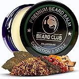 Bálsamo Barba Premium | Billionaire | Los Mejores Barba de Loción Suavizante| Naturales y Orgánicos | Excelente Para el Cuidado del Cabello y el Crecimiento