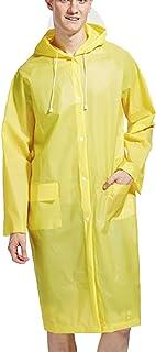 [キャプテン・ケイ] リュック対応 レインコート 収納袋付き 携帯用 レインポンチョ 男女兼用 登山ポンチョ