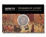 IMPACTO COLECCIONABLES Monedas Antiguas - España 5 Pesetas de Plata 1888/92. Alfonso XIII. Pelón