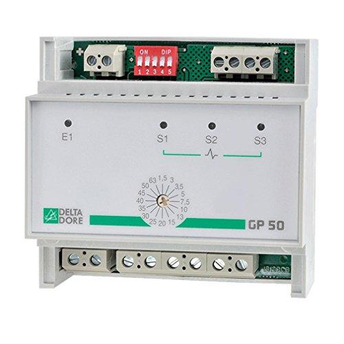 Delta dore gp - Racionalizador gp50 cascadociclico 3 salidas