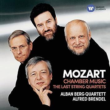 Mozart: String Quartets Nos 14-23, String Quintets Nos 3 & 4