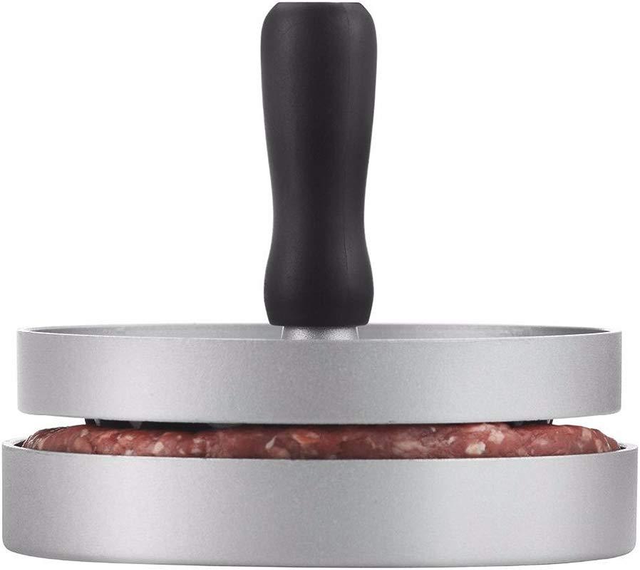 MyLifeUNIT Kitchen Hamburger Patty Maker Hamburger Press 12cm 4 8inch