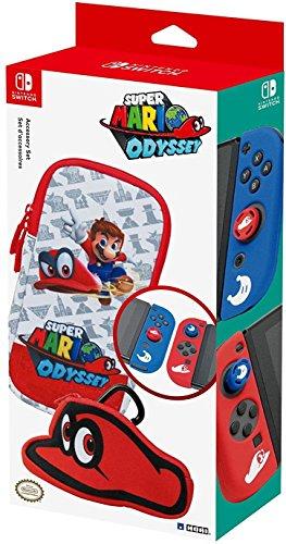 Hori Starter Kit Super Mario Odyssey - Nintendo Switch