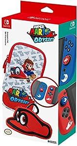 Starter Kit Mario Odyssey (Nintendo Switch)