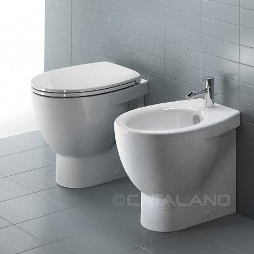 Sanitari Filoparete Ceramica Catalano New Light Smalto Cataglaze Design Moderno