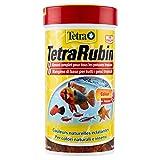 TETRA TetraRubin - Aliment Complet en flocons pour Poissons tropicaux - 250ml