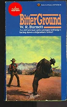 Bitter Ground 0345347331 Book Cover