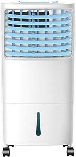 Climatizador Portátil Frio Aire Acondicionado Doméstico Ventilador Ventilador De Aire 10L Tanque De Agua Grande 7.5H Temporización 3 Spee con Control Remoto