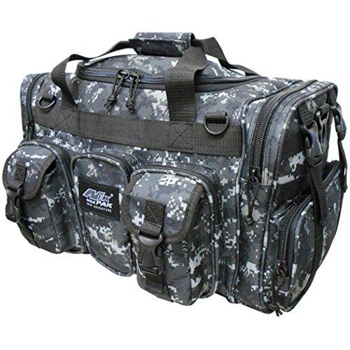 Bolsa de lona para hombre, 55,88 cm, bolsa militar, con correa para el hombro