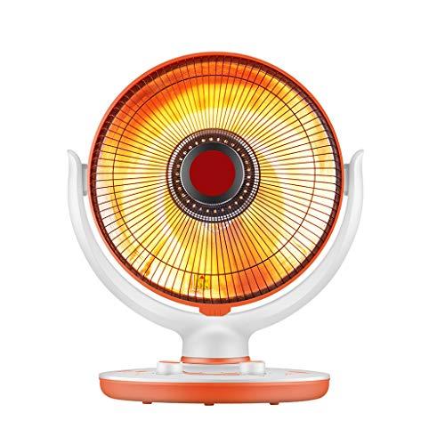 Aoyo Calentadores eléctricos, hogar, Calentamiento rápido, Vertical, pequeño Ahorro de energía, Estufa de Tostado de Tubos de Fibra de Carbono (220V, 300-600W)