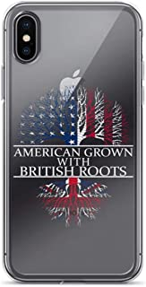 American Grown with British Roots Anti-Scratch Shockproof Case for iPhone 6/6s