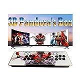 TANCEQI Pandora Box 9S - Juegos clásicos Consola de Videojuegos, (4260 en 1) Consola Arcade Retro, Consola Maquina Arcade Video Gamepad con 2 Joystick Partes, para PC/Laptop/TV/ PS3