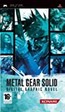 Konami Metal Gear Solid: Digital Graphic Novel, PSP