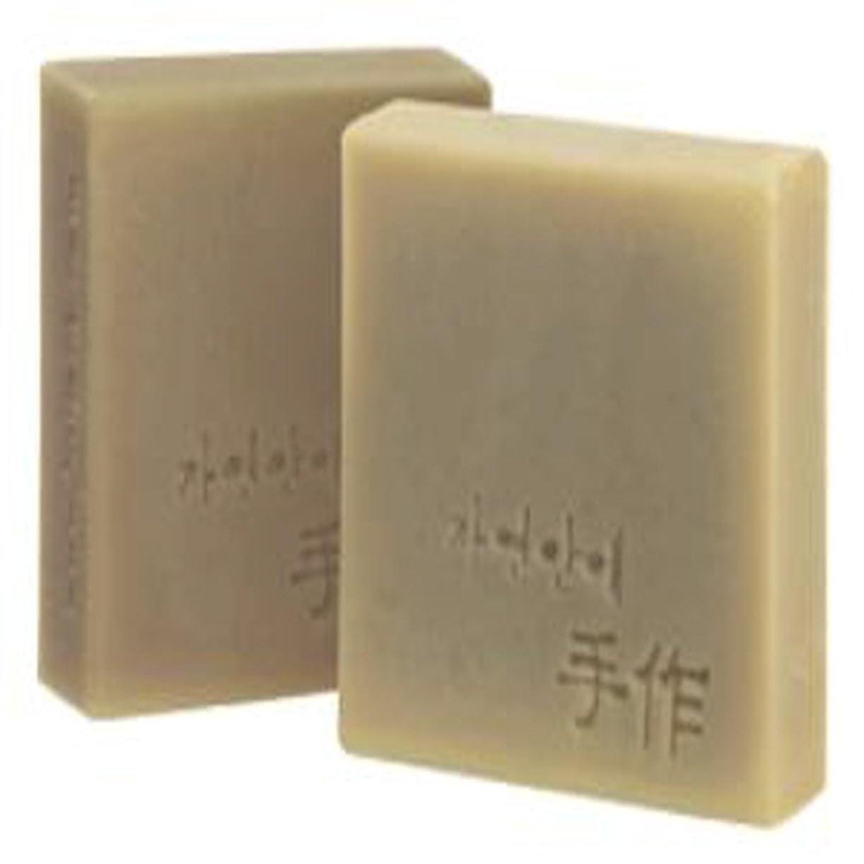 性能ブロックする変えるNatural organic 有機天然ソープ 固形 無添加 洗顔せっけん [並行輸入品] (SousAre)