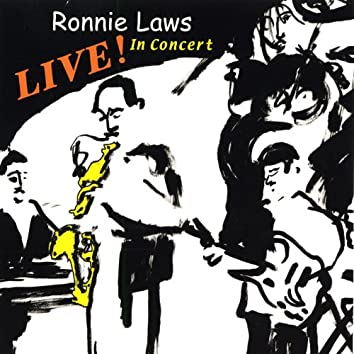 Ronnie Laws (Live)