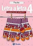 Caligrafía Letra a letra Pauta 4 (Castellano - Material Complementario - Caligrafía Letr...