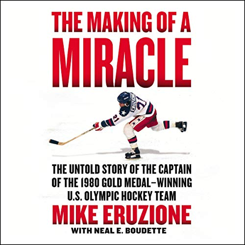 The Making of a Miracle audiobook cover art