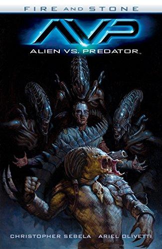 Alien vs. Predator: Fire and Stone (English Edition)