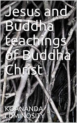 Jesus and Buddha teachings of Buddha Christ