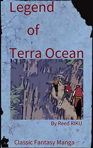 Legend of Terra Ocean Vol 02: International English Comic Manga Edition (Legends of Terra Ocean Comic Manga Edition Book 2) (English Edition)