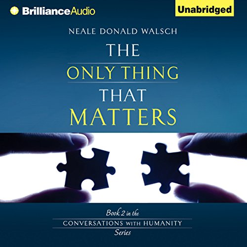 The Only Thing That Matters audiobook cover art