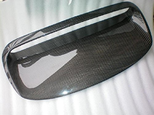 Eppar Carbon Fiber Hood Scoop Compatible with Subaru Impreza WRX STI 2008-2014