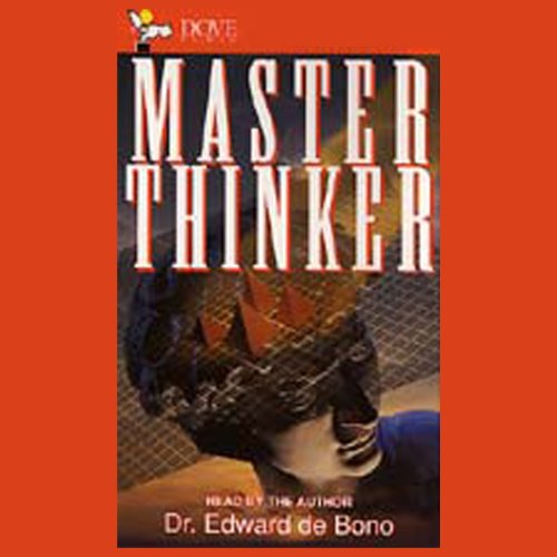Master Thinker audiobook cover art