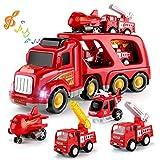 TEMI Fire Truck Engine Vehicle T...