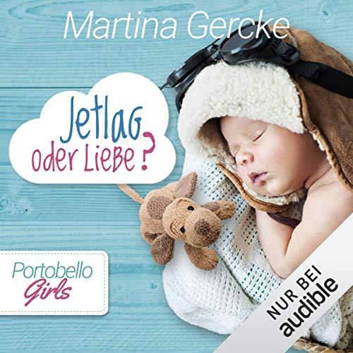 Jetlag oder Liebe audiobook cover art