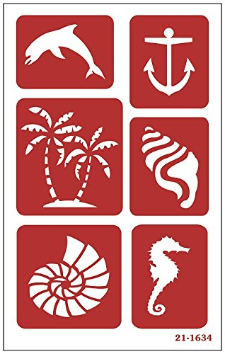 Top 15 palm tree stencils for painting on wood for 2021