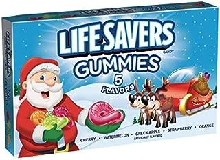 Christmas Lifesaver Gummies - Stocking Stuffer - Two Pack