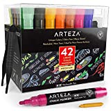 Arteza Rotuladores de tiza líquida | 42 colores a...