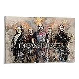 ERTEF Dream Theater Poster, dekoratives Gemälde, Leinwand,