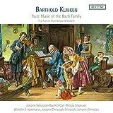 La Musique pour flûte de la famille Bach