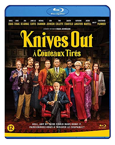 Knives Out : A Couteaux Tires [Blu-Ray]