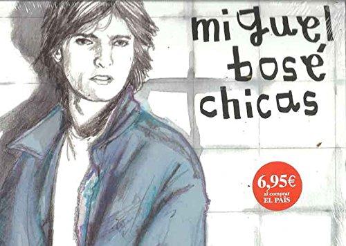 MIGUEL BOSÉ - Chicas 17 (SONY MUSIC) CD de Audio