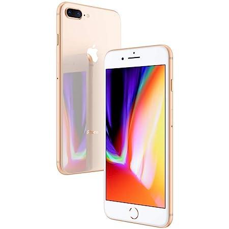 Apple iPhone 8 Plus 64GB ゴールド SIMフリー (整備済み品)