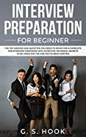 INTERVIEW PREPARATION For Beginners