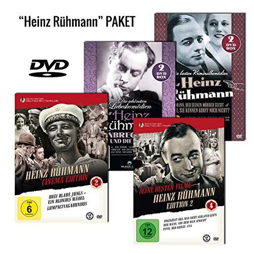 Heinz Rühmann - 10 Filme Collection [4 DVDs]