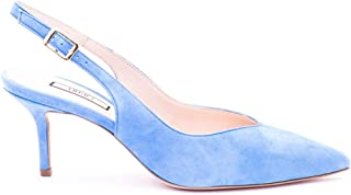 LIU JO Luxury Fashion Womens SXX543P0021S1103 Light Blue Heels | Spring Summer 20