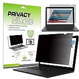 KONEE Filtro de Privacidad Premium para 17.0 Pulgadas Laptops | Widescreen Pantalla de Privacidad Filtro | Eliminación Fácil Anti-Glare Filter Film - 17.0' 16:10 (368 x 230 mm)