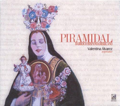Vocal Recital: Alvarez, Valentina - Literes, A. / Nebra, J. / Ceruti, R. / Duron, S. / Jerusalem Y Stella, I. / Orejon Y Aparicio, J. De